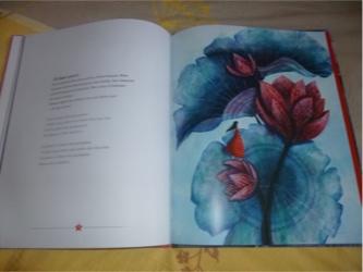 La robe rouge de nonna 3 - Albin Michel - Les lectures de Liyah