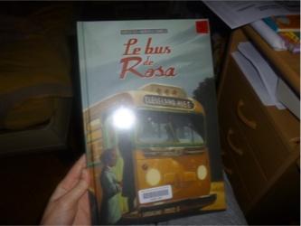 Le bus de Rosa - Sarbacane - Les lectures de Liyah