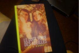 Le doux venin des abeilles - Michel Lafon - Les lectures de Liyah