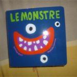 Le monstre - Ecole des loisirs - Les lectures de Liyah
