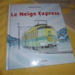 Le neige express - Seuil - Les lectures de Liyah