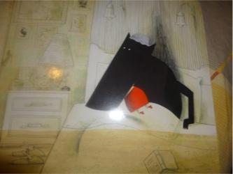 Le petit chaperon rouge 1 - Seuil - Les lectures de Liyah