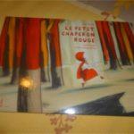 Le petit chaperon rouge - Seuil - Les lectures de Liyah