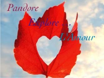 Logo Pandore explore Amour