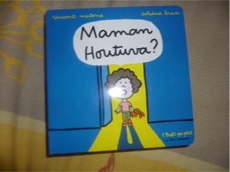 Maman Houtuva - Seuil - Les lectures de Liyah