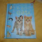 Mon petit livre des chats - Usborne - Les lectures de Liyah