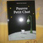 Pauvre petit chat - Pastel - Les lectures de Liyah