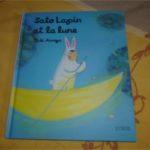 Sato lapin et la lune - Syros - Les lectures de Liyah