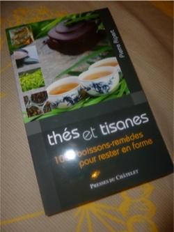 Thés et tisanes - Châtelet - Les lectures de Liyah