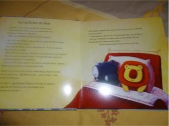 Une histoire pour dormir 1 - Usborne - Les lectures de Liyah