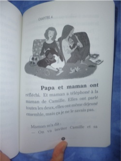 Camille est adoptée 1 - Oskar - Les lectures de Liyah