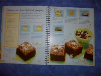 Desserts au chocolat pour les enfants 2 - Usborne - Les lectures de Liyah