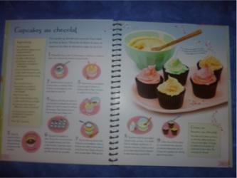 Desserts au chocolat pour les enfants 3 - Usborne - Les lectures de Liyah