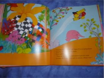 Elmer Rose et Super El 2 - Kaleidoscope - Les lectures de Liyah