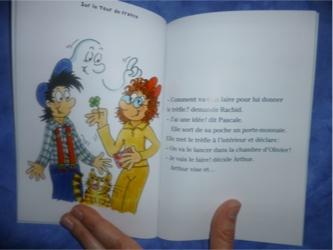 Gafi Sur le tour de France 1 - Nathan - Les lectures de Liyah