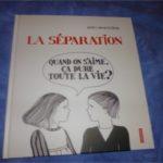 La séparation - Autrement - Les lectures de Liyah