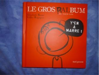 Le gros ralbum - Seuil - Les lectures de Liyah