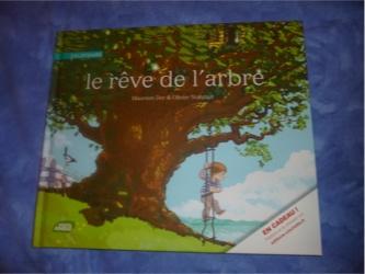 Le reve de l'arbre - Clochette - Les lectures de Liyah