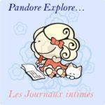 Logo Pandore Explore Journaux intimes