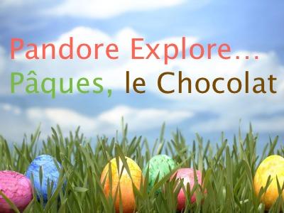 Logo Pandore Explore Pâques - Les lectures de Liyah