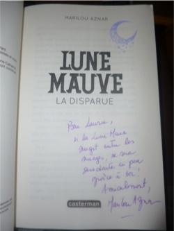 Lune Mauve Rencontre 2013 2 - Les lectures de Liyah