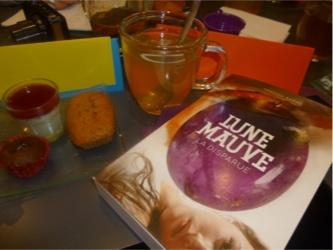 Lune Mauve Rencontre 2013 - Les lectures de Liyah