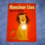 Monsieur lion chez le coiffeur - Bayard - Les lectures de Liyah