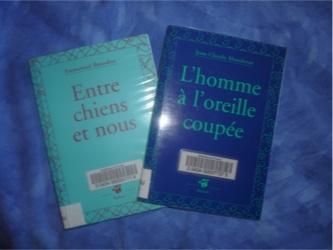 Petite poche Bleu - Les lectures de Liyah