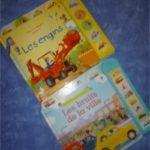 Sons et images - Usborne - Les lectures de Liyah