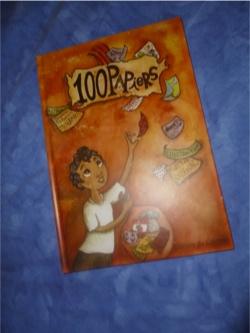 100 papiers - Caïman - Les lectures de liyah