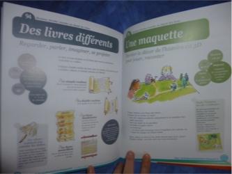 1001 Activités autour du livre 1 - Casterman - activités manuelles