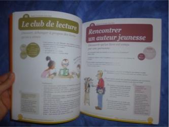 activités manuelles 1001 Activités autour du livre 2 - Casterman - Les lectures de Liyah