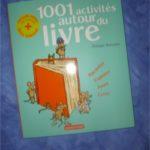 1001 Activités autour du livre - Casterman - Les lectures de Liyah