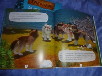 La légende des Tatonka Albums 2 - Larousse - Les lectures de Liyah