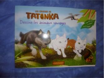 La légende des Tatonka - Larousse - Les lectures de Liyah