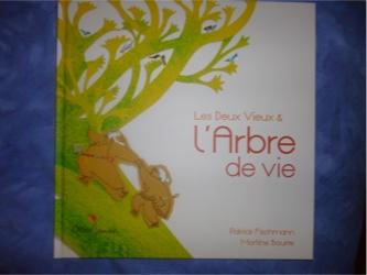L'arbre de vie - Didier - Les lectures de Liyah