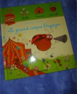 Le grand cirque Dugazon - Lito - Les lectures de Liyah