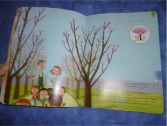 Le livre vert du printemps 1 - Père Castor - Les lectures de Liyah