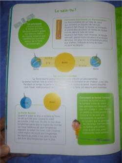 Le livre vert du printemps 3 - Père Castor - Les lectures de Liyah