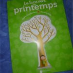 Le livre vert du printemps - Pere Castor - Les lectures de Liyah