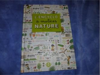L'encyclo à malices nature - Petite Plume - Les lectures de Liyah