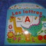 Les lettres - Fleurus - Les lectures de Liyah