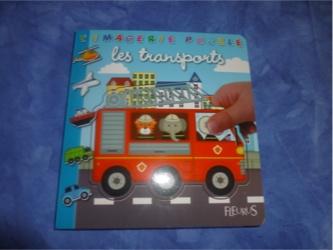 Les transports - Fleurus - Les lectures de Liyah