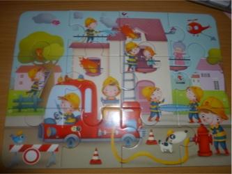 Puzzles Lito 1 - Les lectures de Liyah