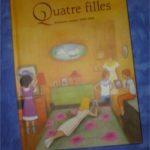 Quatre filles - Albin Michel - Les lectures de Liyah