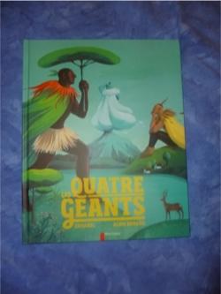 Quatre géants - Père Castor - Les lectures de Liyah