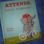 Attends petit éléphant - Pastel - Les lectures de Liyah