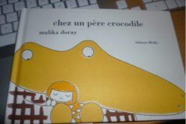 Chez un père crocodile - MeMo - Les lectures de Liyah