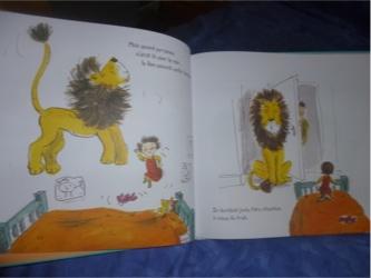 Comment cacher un lion 1 - Casterman - Les lectures de Liyah