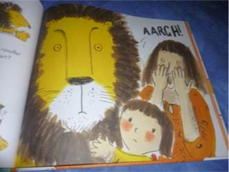 Comment cacher un lion 2 - Casterman - Les lectures de Liyah